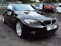 USED 2010 60 BMW 3 SERIES 2.0 318D M SPORT 4d 141BHP M SPORTS XTRAS+ALLOYS+CLIMATE+