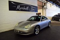 USED 2003 S PORSCHE 911 3.6 CARRERA 2 2d 316 BHP 11 SERVICES TO 94K - 18 INCH CARRERA ALLOYS