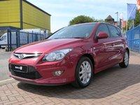 2011 HYUNDAI I30 1.6 COMFORT CRDI 5d AUTO  £SOLD