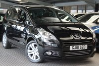 USED 2011 61 PEUGEOT 5008 1.6 HDI EXCLUSIVE 5d AUTO 112 BHP