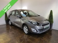 USED 2010 10 RENAULT GRAND SCENIC 1.6 DYNAMIQUE TOMTOM VVT 5d 109 BHP 7 SEATER+SERVICE HISTORY
