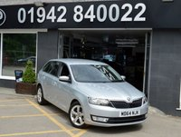 USED 2015 64 SKODA RAPID 1.4 SPACEBACK SE TECH TSI DSG 5d AUTO 121 BHP