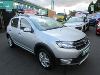 USED 2013 63 DACIA SANDERO 0.9 STEPWAY LAUREATE TCE 5d 90 BHP JUST ARRIVED TEST DRIVE TODAY