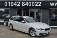 USED 2014 63 BMW 3 SERIES 1.6 316I SPORT TOURING 5d AUTO 135 BHP