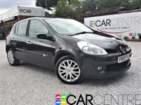 USED 2009 09 RENAULT CLIO 1.1 DYNAMIQUE 16V TURBO 5d 100 BHP