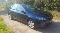 USED 2010 60 FORD FOCUS 1.6 ZETEC 5d 100 BHP **LOW MILEAGE**SUPERB DRIVE**STUNNING CONDITION**