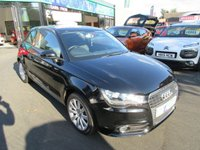 USED 2012 12 AUDI A1 1.6 TDI SPORT 3d 103 BHP JUST ARRIVED TEST DRIVE TODAY
