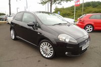 2009 FIAT GRANDE PUNTO 1.4 SPORTING T-JET 16V 3d 118 BHP £2875.00