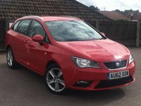 USED 2012 62 SEAT IBIZA 1.4 SE Estate 5d 85 BHP