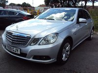 USED 2009 59 MERCEDES-BENZ E CLASS 2.1 E250 CDI BLUEEFFICIENCY SE 4d 204 BHP SH+FULL LEATHER HEATED SEATS+
