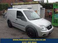 2012 FORD TRANSIT CONNECT 1.8 T200 TREND MODEL, SWB  MOONSTONE METALLIC  SILVER,  BLACK  ALLOYS,  F.S.H  SHELVE IN REAR  HANDS FREE BLUETOOTH ,,,,,   NO VAT   ,,,,,  WARRANTY GIVEN   READY TO GO STRAIGHT TO WORK   NO VAT  £SOLD