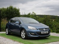USED 2012 62 VAUXHALL ASTRA 2.0 SRI CDTI 5d AUTO 162 BHP