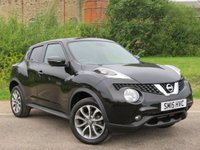 USED 2015 15 NISSAN JUKE 1.5 TEKNA DCI 5d 110 BHP EXCELLENT SPEC, MUST SEE!