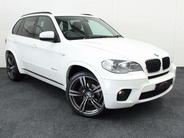 2010 60 BMW X5 3.0 XDRIVE30D M SPORT 5d AUTO 241 BHP