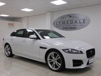 USED 2016 16 JAGUAR XF R. SPORT Fabulous Looks Exceptional Spec Amazingly Economic