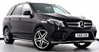 "USED 2016 16 MERCEDES-BENZ GLE-CLASS 3.0 350d 4MATIC AMG Line Premium 5dr 9G-Tronic Pan Roof, Surround Cams, 21""s"