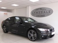 USED 2015 65 BMW 4 SERIES 2.0 420D X DRIVE M SPORT GRAN COUPE 4d AUTO 188 BHP Fabulous Looking Inside & Out Magnificent Spec Just 1 Owner