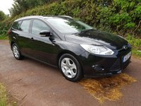 2013 FORD FOCUS 1.6 EDGE TDCI 95 5d 94 BHP £5695.00