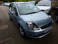 USED 2006 06 FORD FIESTA 1.4 FREEDOM 16V 5d 78 BHP THIS VEHICLE IS AT SITE 1 - TO VIEW CALL US ON 01903 892224