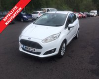 USED 2013 13 FORD FIESTA 1.0 TITANIUM ECOBOOST 5d (125PS) THIS VEHICLE IS AT SITE 1 - TO VIEW CALL US ON 01903 892224