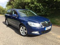 2012 SKODA OCTAVIA 1.6 ELEGANCE TDI CR DSG 5d AUTO 103 BHP PLEASE CALL TO VIEW £7000.00