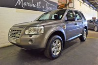 USED 2007 57 LAND ROVER FREELANDER 2 2.2 TD4 GS 5d 159 BHP LOVELY CONDITION THROUGHOUT - 10 SERVICE STAMPS TO 90K