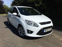 2012 FORD C-MAX 1.6 ZETEC 5d 104 BHP PLEASE CALL TO VIEW £8000.00