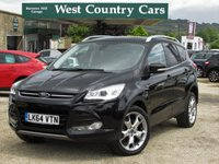 USED 2014 64 FORD KUGA 2.0 TITANIUM X TDCI 5d AUTO 160 BHP Well Cared For Family Crossover