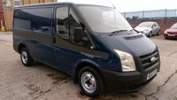 USED 2006 56 FORD TRANSIT 2.2 280 SWB LR 1d 85 BHP 1 FORMER KEEPER NO VAT