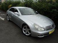 2006 MERCEDES-BENZ CLS CLASS 3.0 CLS320 CDI 4d AUTO 222 BHP £6988.00
