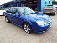 USED 2006 FORD MONDEO 2.2 ST TDCI 5d 155 BHP SERVICE HISTORY