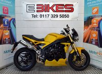 2005 05 TRIUMPH SPEED TRIPLE 1050 NAKED 1050cc £3995.00