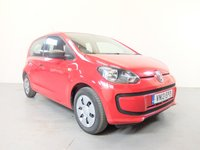 USED 2013 13 VOLKSWAGEN UP 1.0 TAKE UP 5d 59 BHP