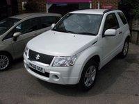 2006 SUZUKI GRAND VITARA 1.6 VVT PLUS 3d 105 BHP £5995.00