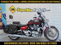 USED 2013 63 TRIUMPH THUNDERBIRD SPORT 1600  GOOD & BAD CREDIT ACCEPTED, OVER 500+ BIKES