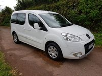 USED 2011 11 PEUGEOT PARTNER 1.6 TEPEE S HDI 5d 75 BHP **2 OWNERS**LOVELY DRIVE**EXCELLENT CONDITION**