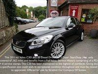 2011 VOLVO C30 1.6 DRIVE SE LUX S/S 3d 113 BHP £SOLD