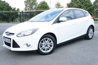 USED 2013 62 FORD FOCUS 1.6 TITANIUM TDCI 115 5d 114 BHP 6 Month Free RAC Warranty upgrade to 12 for ONLY £99