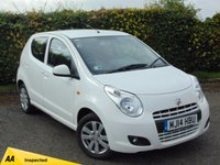 USED 2014 14 SUZUKI ALTO 1.0 SZ4 5d * ONE OWNER FROM NEW * LOW MILEAGE *