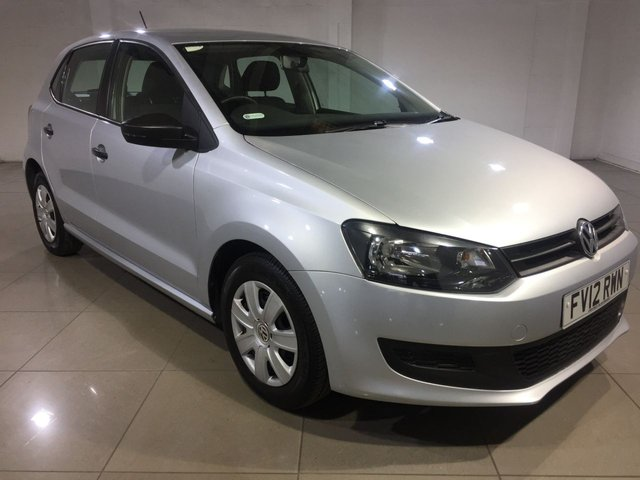 View our 2012 12 VOLKSWAGEN POLO 1.2 S A/C 5d 70 BHP