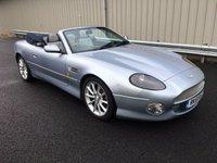2001 ASTON MARTIN DB7 5.9 VANTAGE VOLANTE CABRIOLET AUTO 420 BHP £36995.00