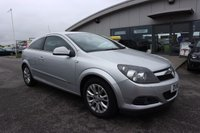 USED 2010 10 VAUXHALL ASTRA 1.6 SRI 3d 113 BHP LOW DEPOSIT OR NO DEPOSIT FINANCE AVAILABLE.