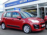 USED 2014 14 CITROEN C3 PICASSO 1.6 VTR PLUS HDI 5dr
