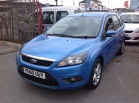 USED 2011 60 FORD FOCUS 1.6 ZETEC TDCI 5d 109 BHP 51000 miles, diesel estate, superb, low tax,