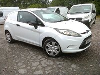 USED 2012 12 FORD FIESTA 1.4 TDCI 70 BHP