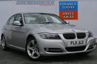 USED 2011 11 BMW 3 SERIES 2.0 318D EXCLUSIVE EDITION 4d 141 BHP ELEGANT LEATHER INTERIOR