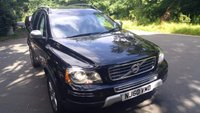 USED 2010 60 VOLVO XC90 2.4 D5 EXECUTIVE AWD 5d AUTO 197 BHP