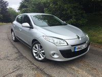 2010 RENAULT MEGANE 1.5 I-MUSIC DCI 5d 106 BHP PLEASE CALL TO VIEW £4650.00