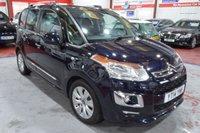 USED 2014 14 CITROEN C3 PICASSO 1.6 PICASSO EXCLUSIVE EGS 5d AUTO 120 BHP