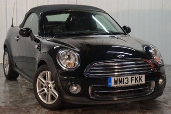 View our MINI ROADSTER
